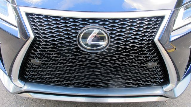 RX FSPORT Grille